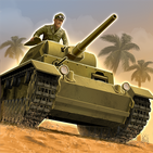 1943 Deadly Desert - a WW2 Strategy War Game