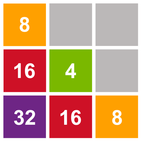 2048 Join 3: Swipe n Join Numbers