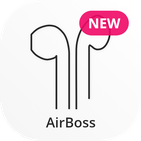 AirBoss | Full AirPods Control for Android