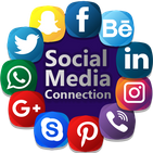 All Social Media networks in one app