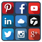 All Social Networks in One App