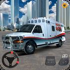 Ambulance Rescue Driver 911