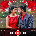 Anniversary video maker 2020-Wedding card creation