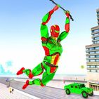 Army Robot Rope hero – Army robot games