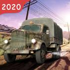 Army truck driver: 4x4 truck simulator 2020