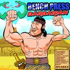 Bench Press - The Barbarian