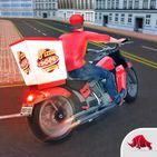Big Pizza Delivery Boy Simulator