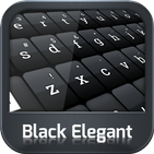 Black Elegant Keyboard