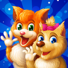Cat & Dog Story Adventure Games
