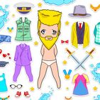 Chibi Boy – Doll Maker