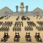 CLASH OF MUMMIES: PHARAOH RTS