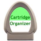 Cricut Cartridge Organizer