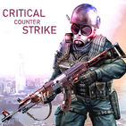 Critical counter strike:Heli FPS Shooting game