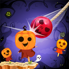 Cut the Rope Zombie Slash Puzzle