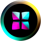 CYBERNEON Next Launcher 3D Theme APK
