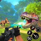 Dinosaur Shooting Hunting Arena:Dragon Game 2019