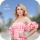 DSLR Camera Ultra HD Blur Effect Photo Editor