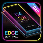 Edge Lighting 2020 - Notification, Rounded Corner