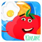Egg Story - Fruits Vs Veggies