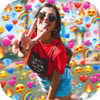 Emoji Photo Editor