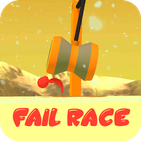 Fail Race 3D - Impossible Run Race