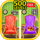 Find the Differences 500 levels - Spot It APK