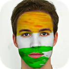 Flag Face App 2020 - Flag on Profile Picture