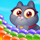 Fluffy Friends Saga: Bubble Shooter Pop
