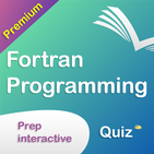 Fortran Programming Quiz Prep pro