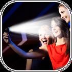 Front Flash Camera : Night Selfie Camera Expert
