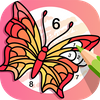 🌈Fun Coloring🌈 Color By Number Pages Paint Happy