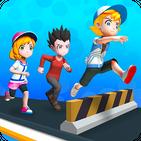Fun Run Parkour Race 3D