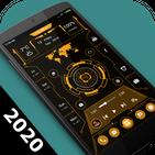 Futuristic Launcher 2020 - High-tech launcher 2020