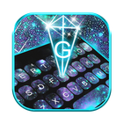 Galaxy 3D Keyboard Theme
