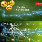 German keyboard: German language keyboard