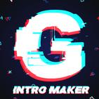 Glitch Intro Maker