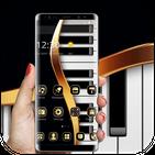 Gold Luxury Piano Theme