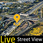 Gps live satellite view : Street & Maps