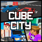 Grand Cube City: Sandbox  Life Simulator - BETA