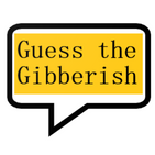 Guess the gibberish game - word games / challenge