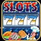 Happy Kitchen Slot Machine-Vegas Casino SLOTS Free APK