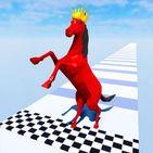 Horse Run Fun Race 3D Games