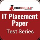 IT Placement Paper (Capgemini): Online Mock Tests