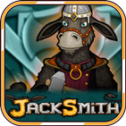 Jacksmith:  Blacksmith Crafting Game Cool math y8