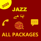 JAZZ  PACKAGES-Call, SMS & Internet Packages 2020