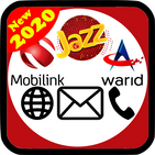Jazz Warid Packages: Call, SMS & Internet 2020