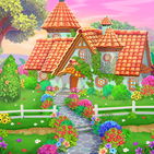 Jingle Kids-Match 3 puzzle crush & home renovation