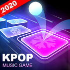 KPOP Dancing Hop: BTS, BLACKPINK Rush Tiles 2019!