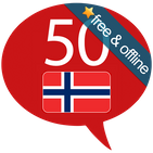 Learn Norwegian - 50 languages
