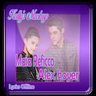 Letras de Kallys Mashup2 -Maia Reficco, Alex Hoyer